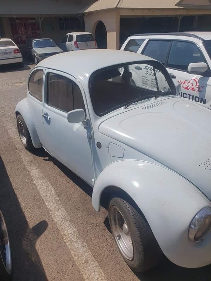 1974 VW Beetle 1.2TSI Club