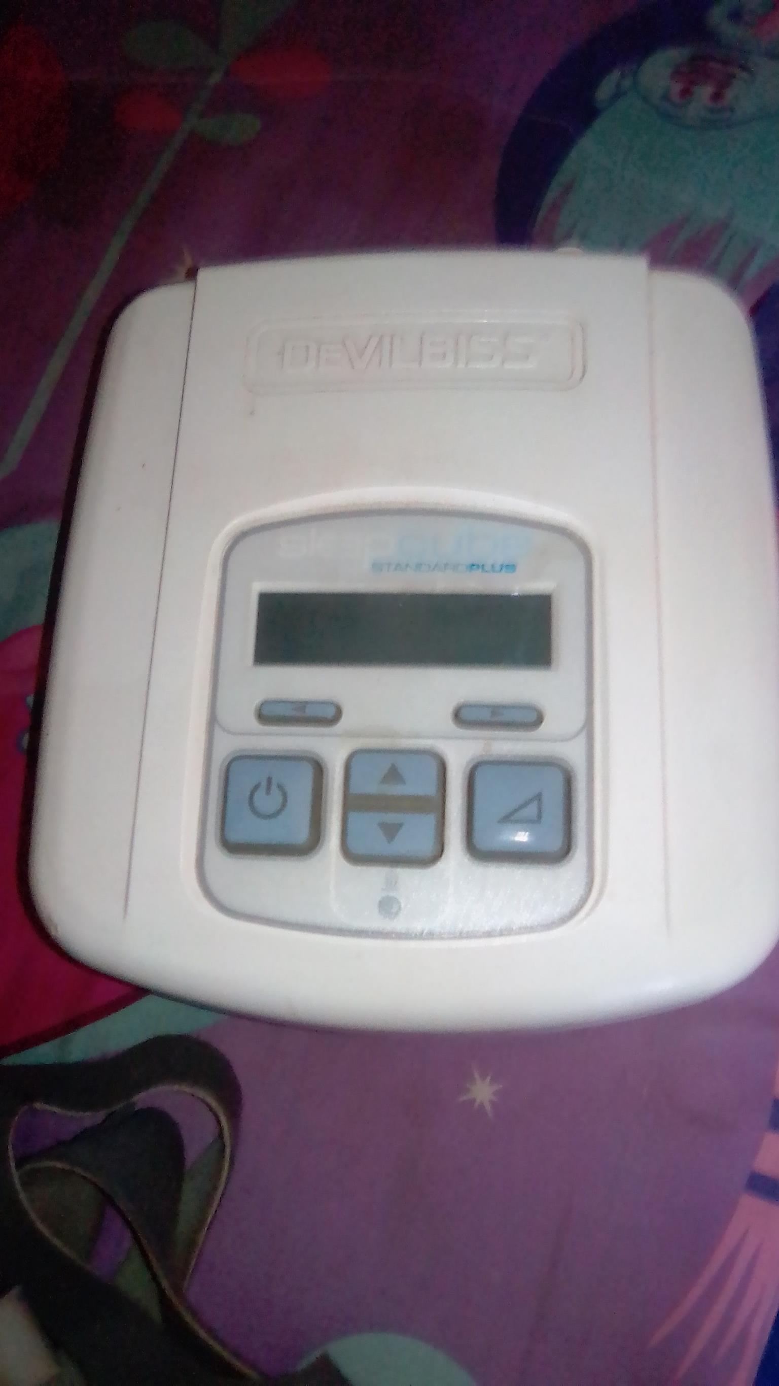 Apnea machine