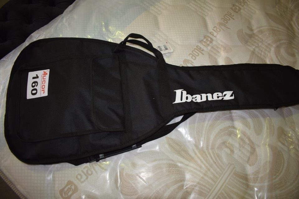 Ibanez black guitar bag for sale