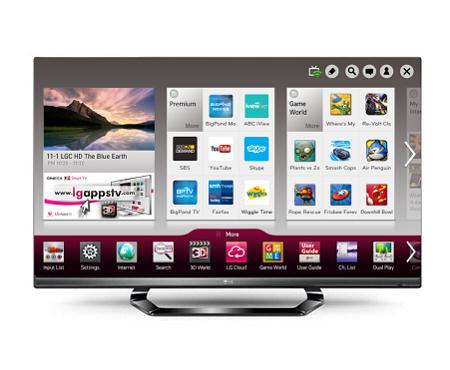 """LG 42"""" Full HD 3D SmartTv - R3,000"""