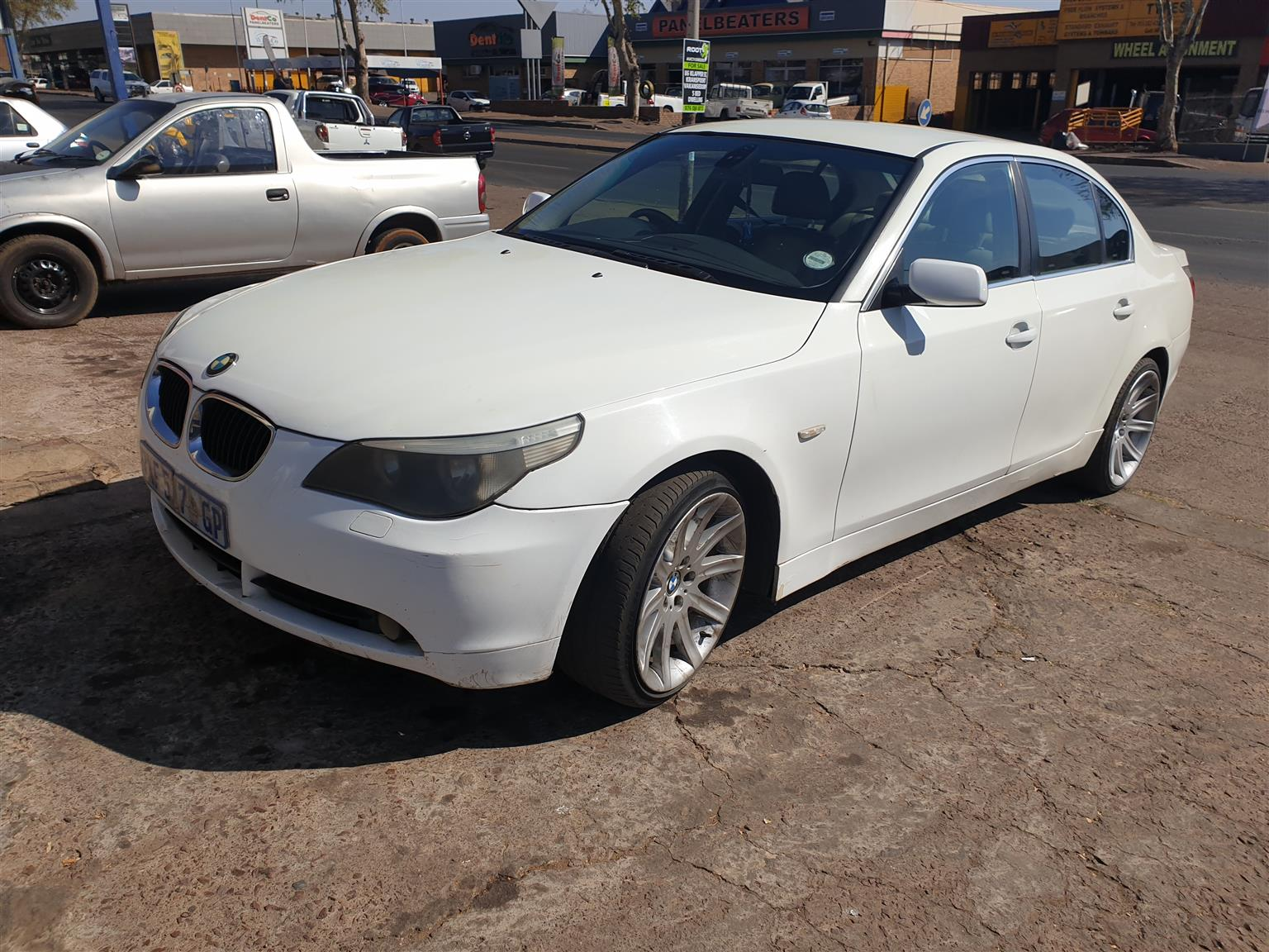 2005 Bmw 5 Series 525i Junk Mail
