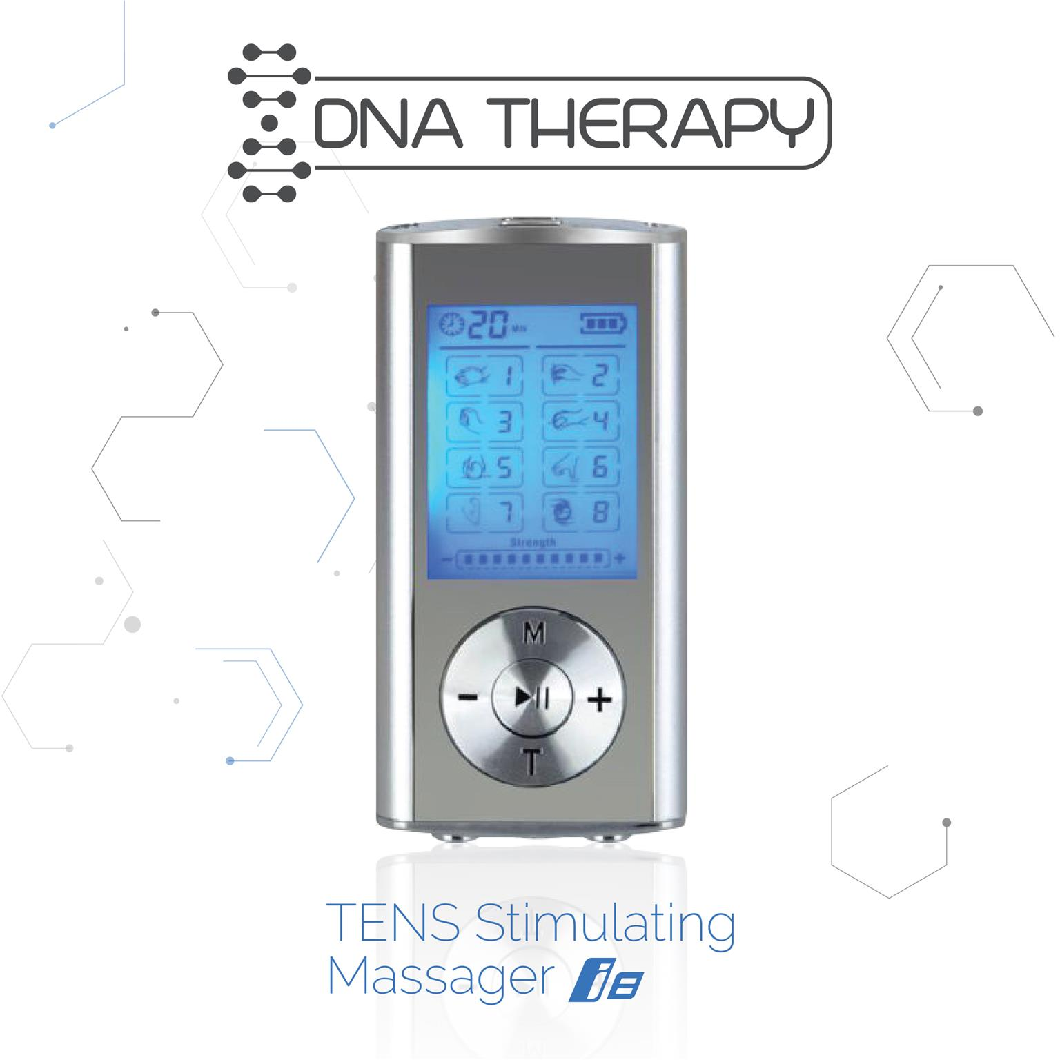 Pain Relief Massager 8 Modes