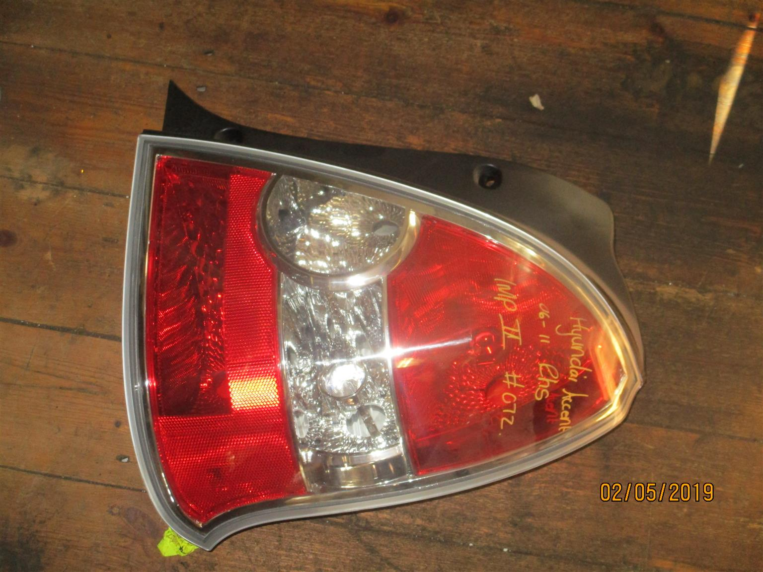 Electrical Tail Lights