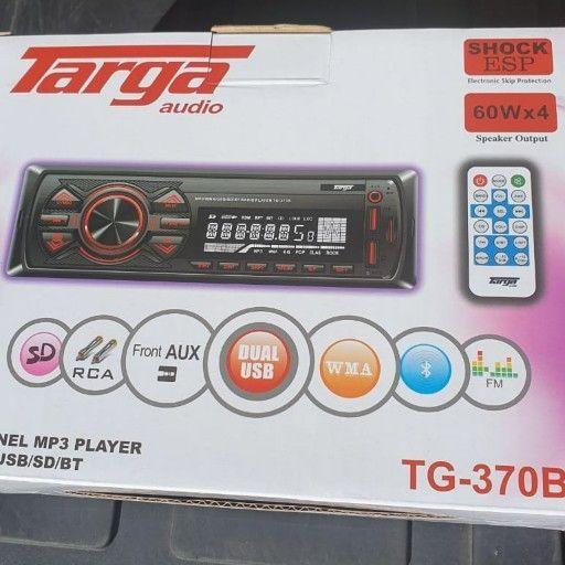 brand new targa bluetooth kid radio