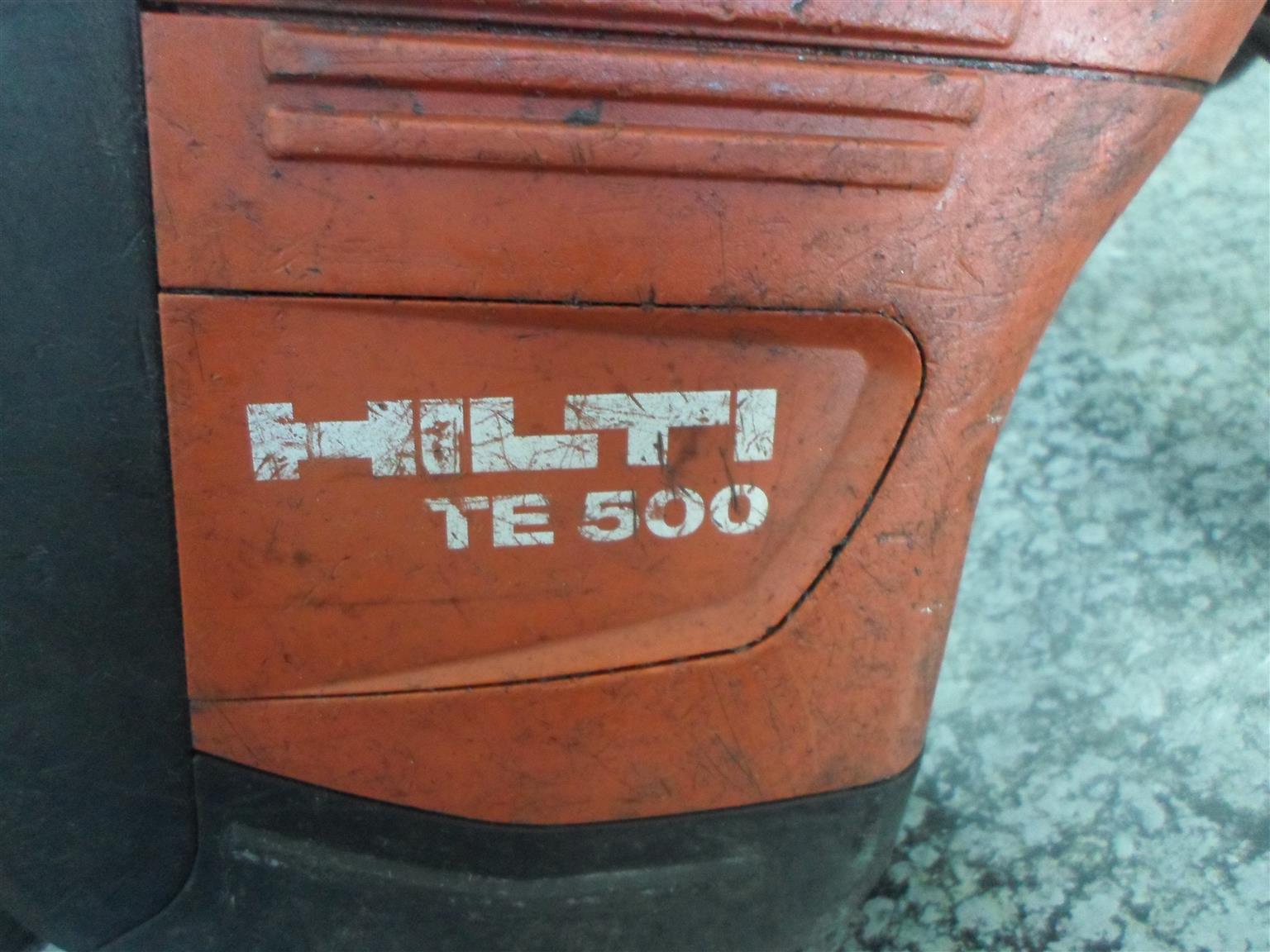 Hilti TE 500 Breaker - C033050561-1