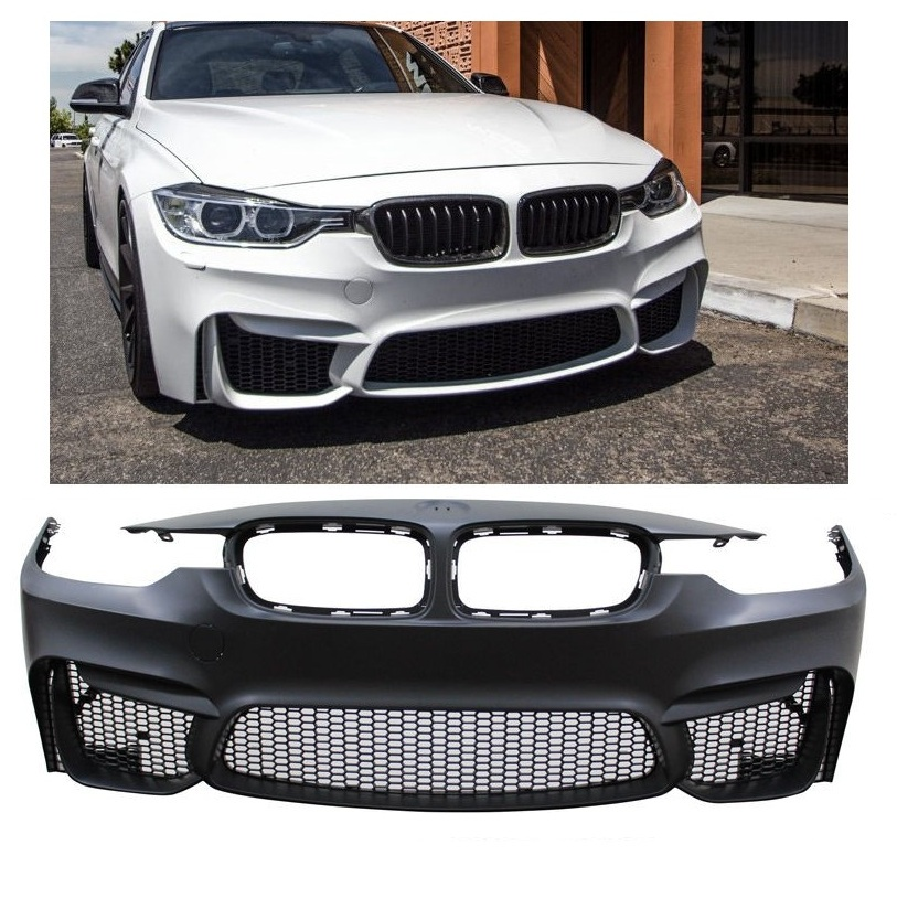 Bmw F30 Front Bumper M3 Style Junk Mail