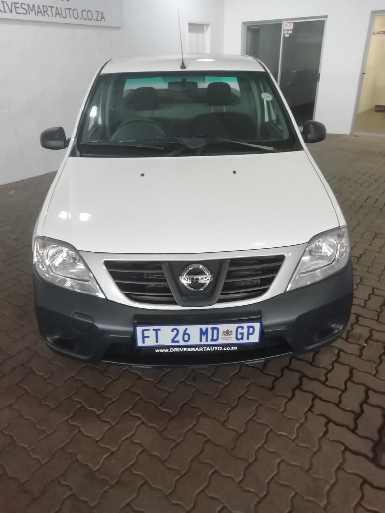 2017 Nissan NP200 1.5dCi pack