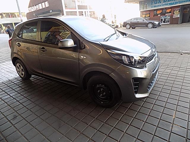 2017 Kia Picanto 1.0