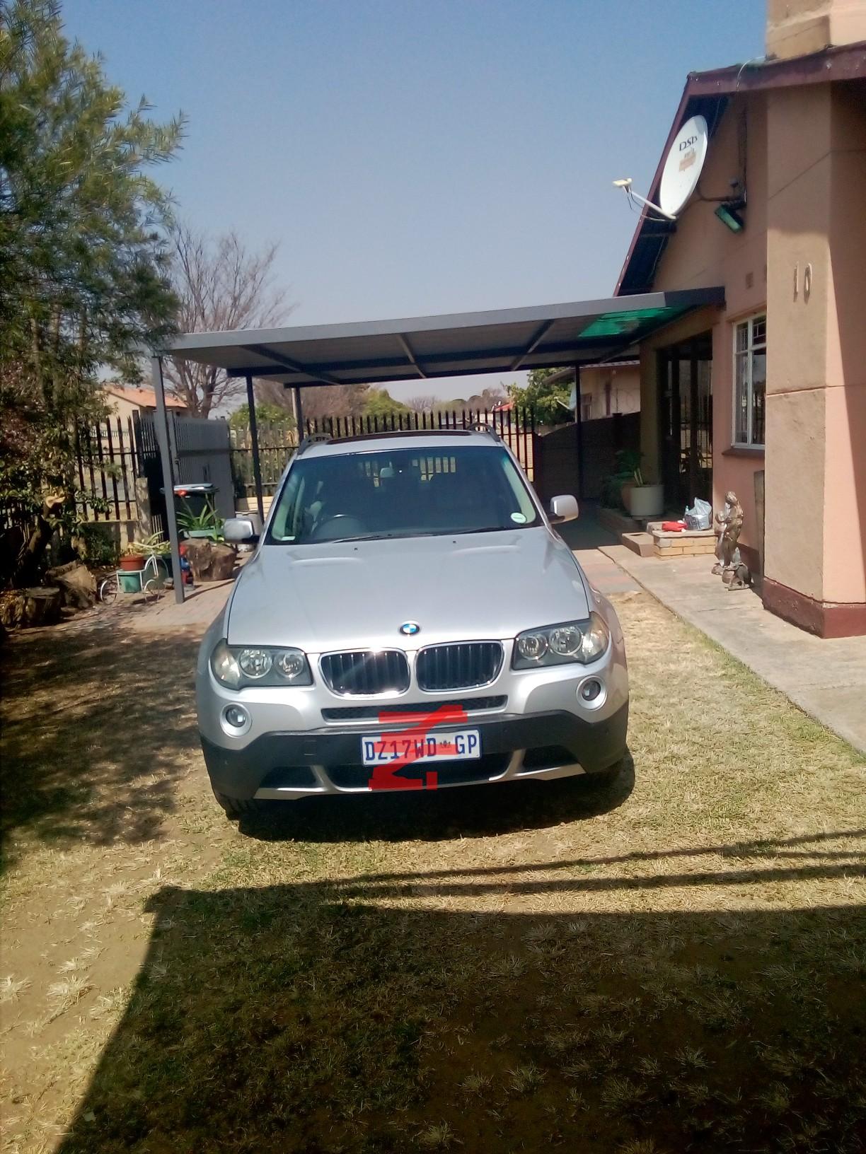 2008 BMW X3 xDRIVE 20d (G01)