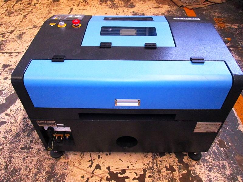 LC2-1810/D120 TruCUT Performance Range 1800x1000mm Cabinet, Conveyor Table, Double Laser