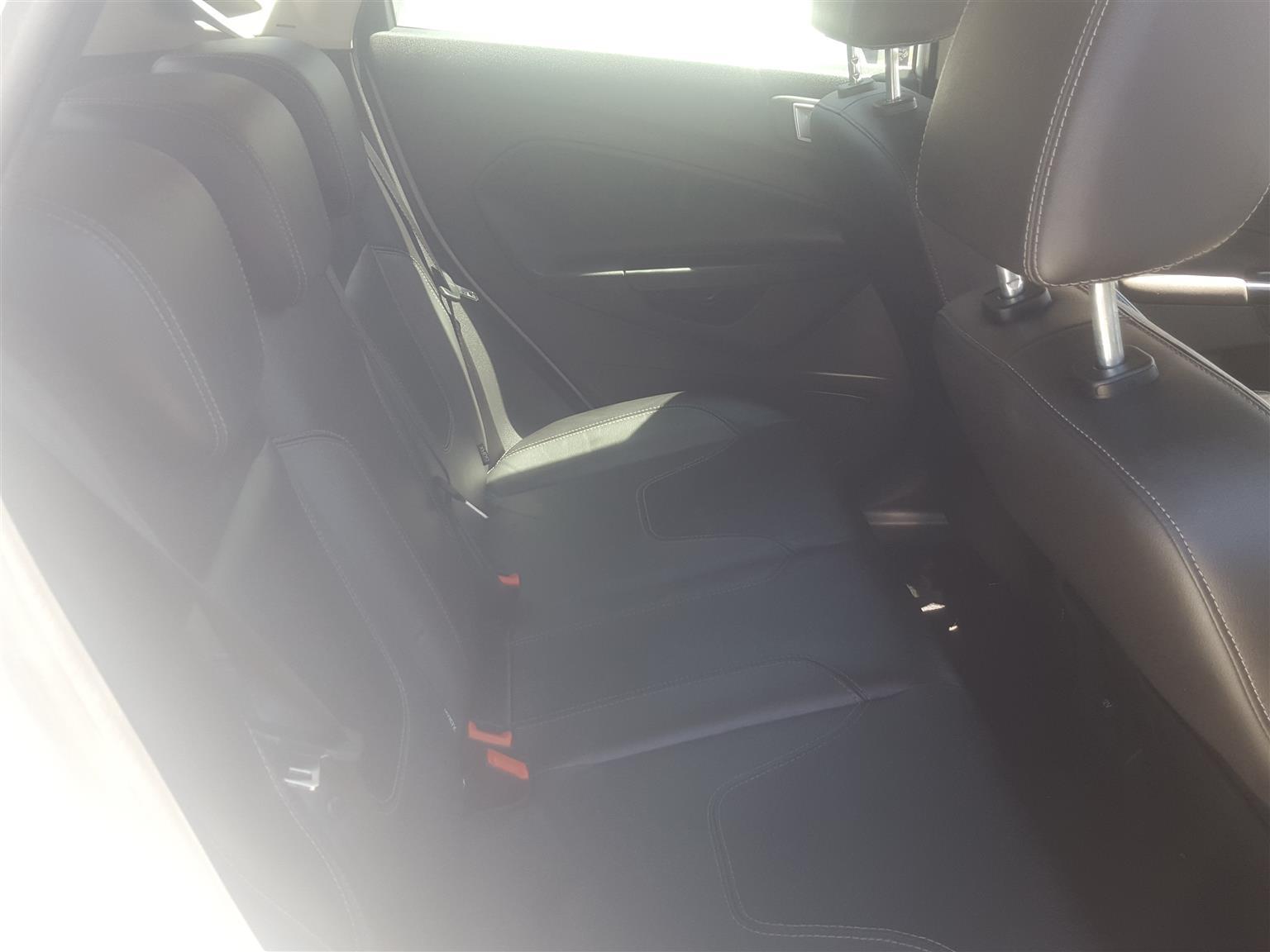 2017 Ford Fiesta 5 door 1.0T Titanium