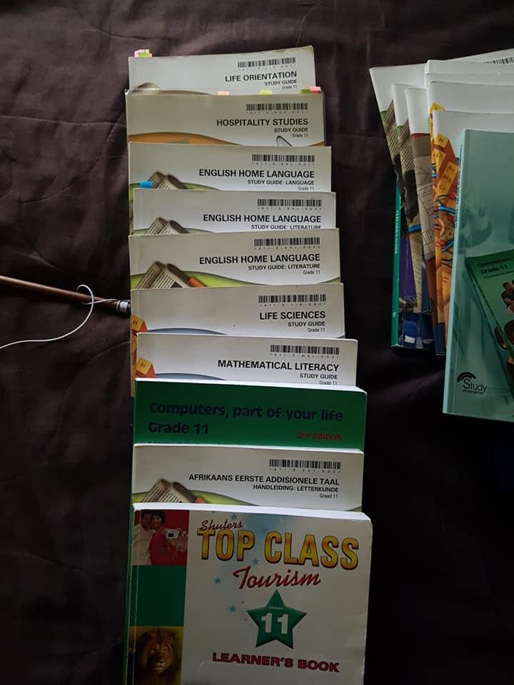 Impaq books grade 11