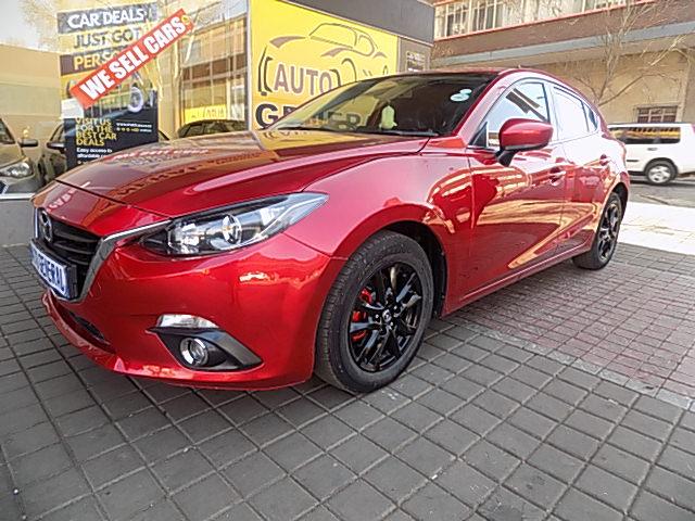 2018 Mazda 3 Mazda Sport 1.6 Dynamic