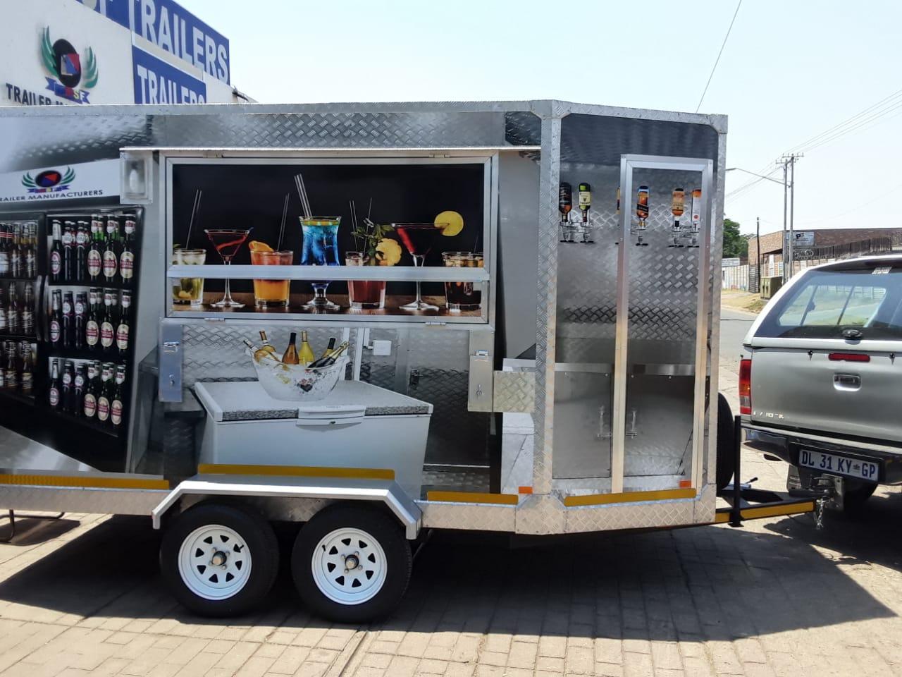 4M Mobile Bar