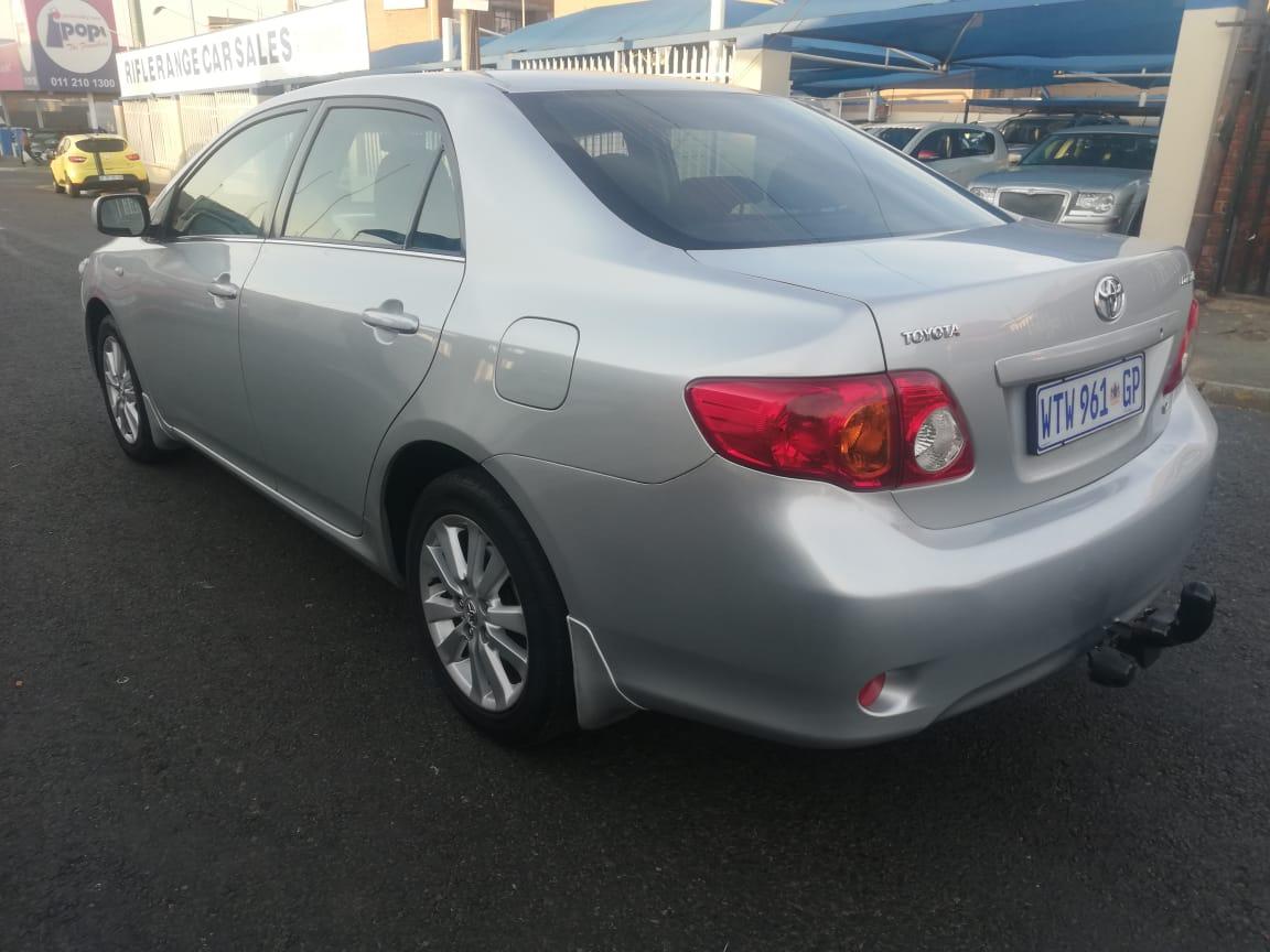 2008 Toyota Corolla 1.4 Advanced