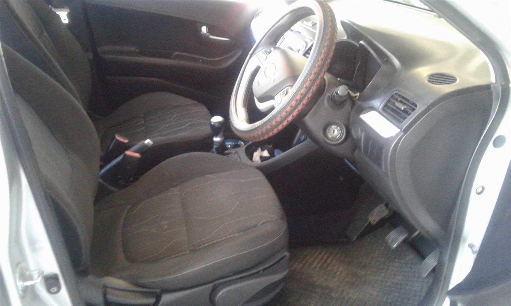 2011 Kia Picanto 1.2 LS