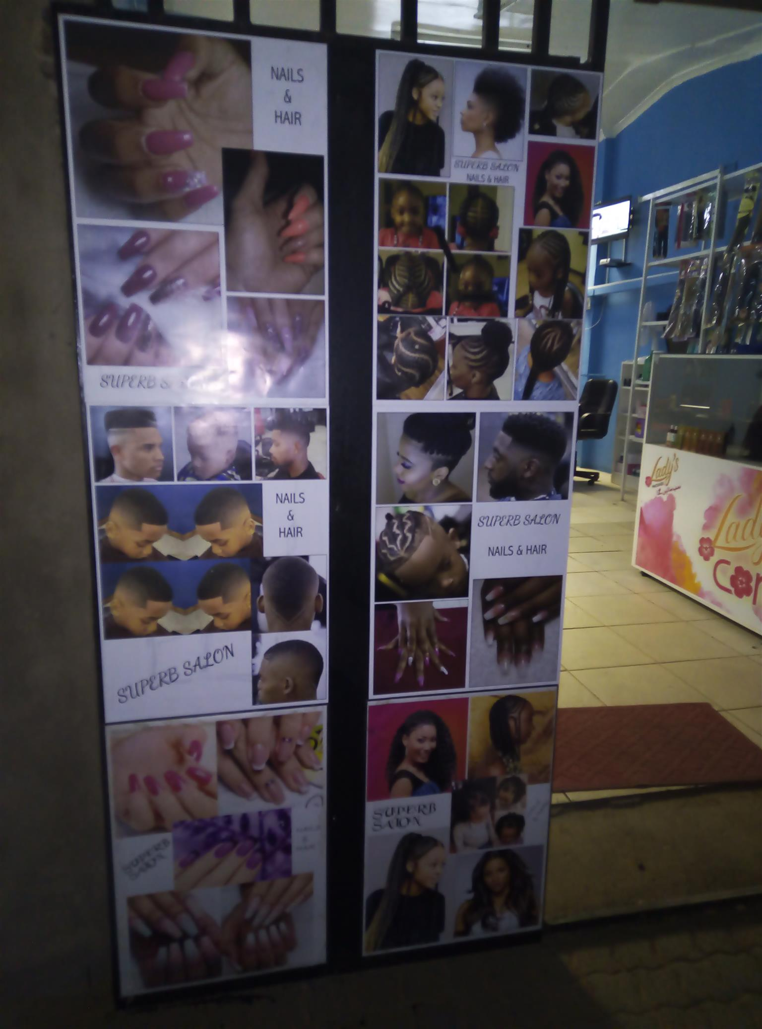 Hairdresser and Nail Tech needed to work in Atteridgeville