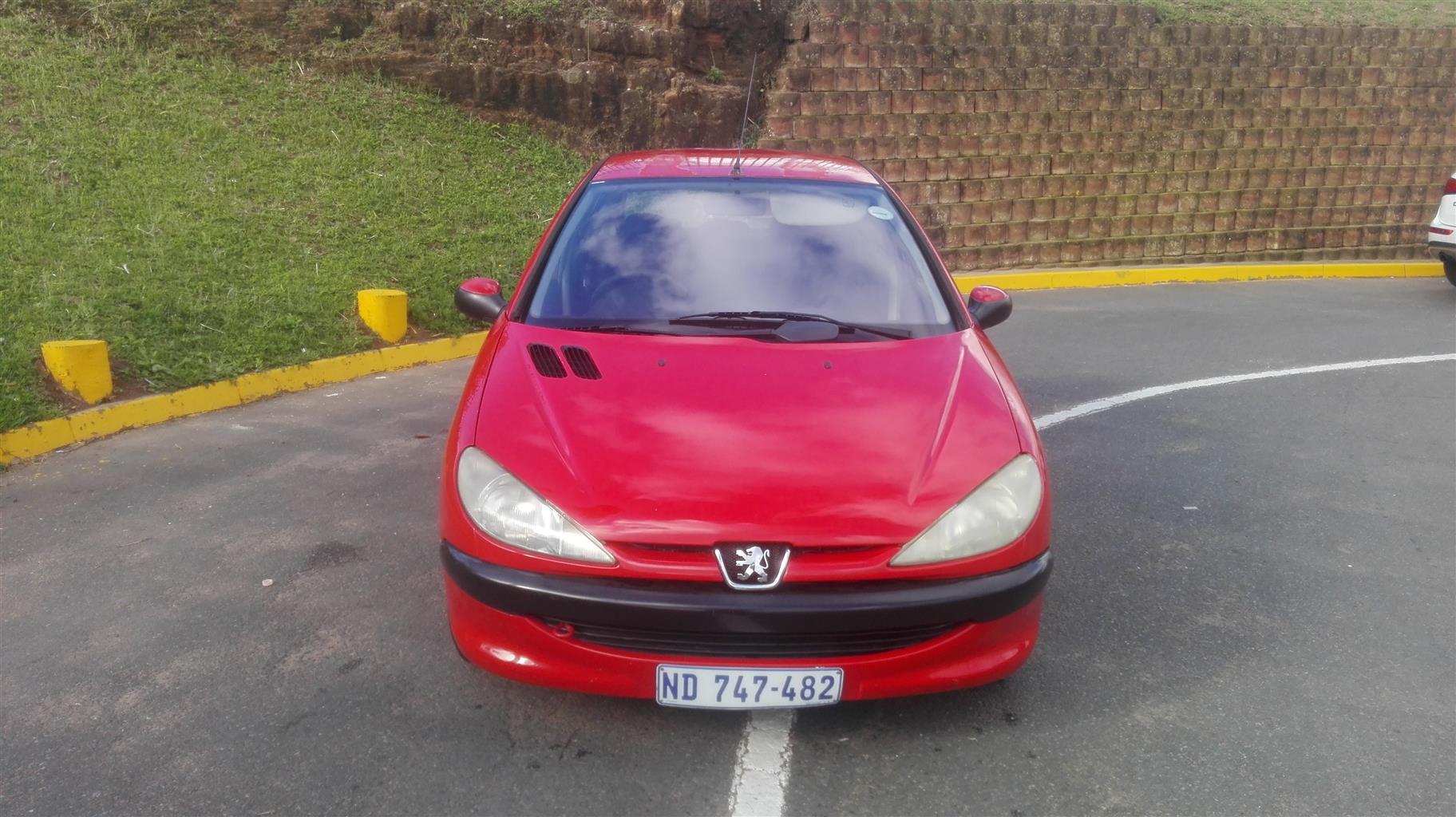 2004 Peugeot 206 1.4 5 door PopArt