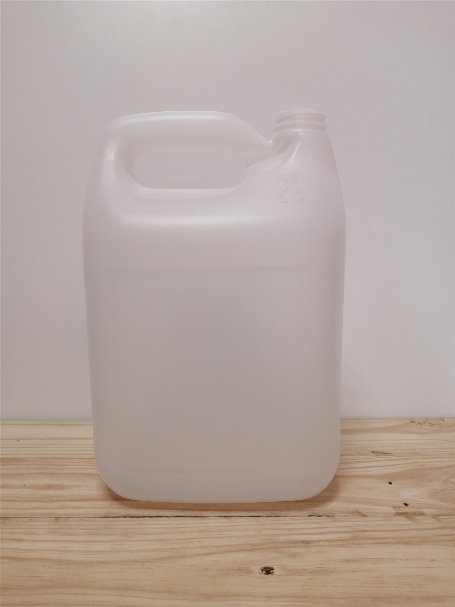 Plastic Bottles PET & HDPE