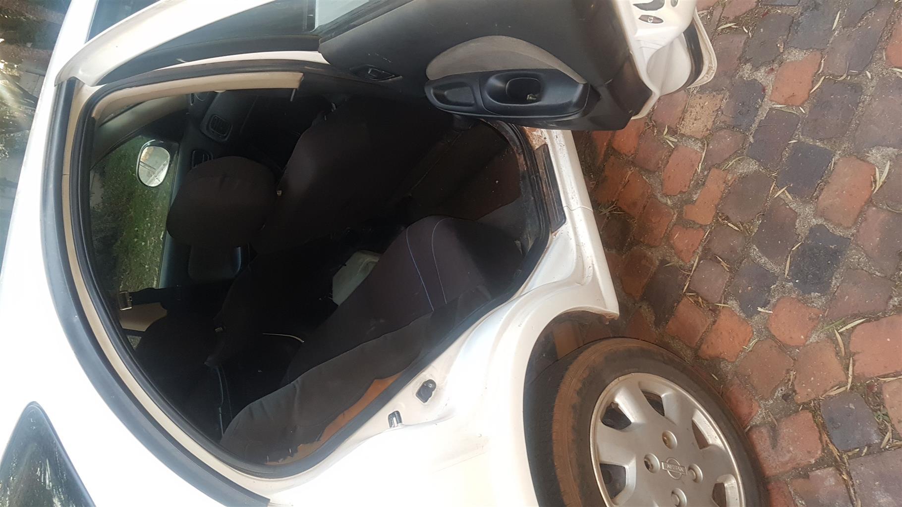 2012 Nissan Almera 1.6 Comfort