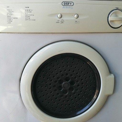 Defy 6kg tumble dryer working good