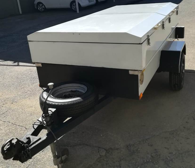 Custom Build 1 TON Trailer for Sale!
