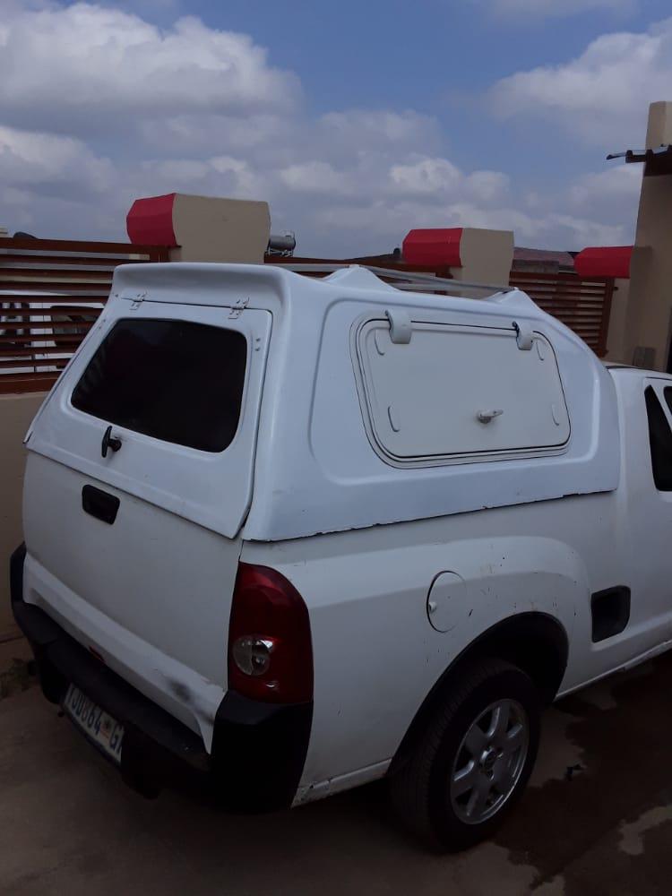 2012 Canopies Single Cab Canopies