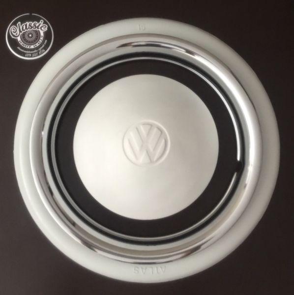 White Walls / Trim Rings/ Hubcaps