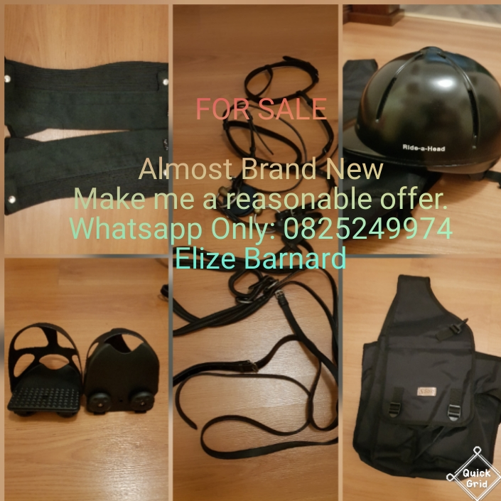 Horse accessories! Make an offer!