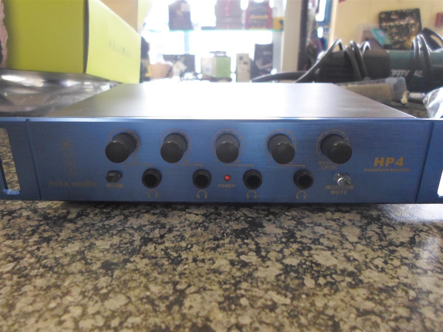 IMIX 4,6,8 Channel Headphone Amplifier