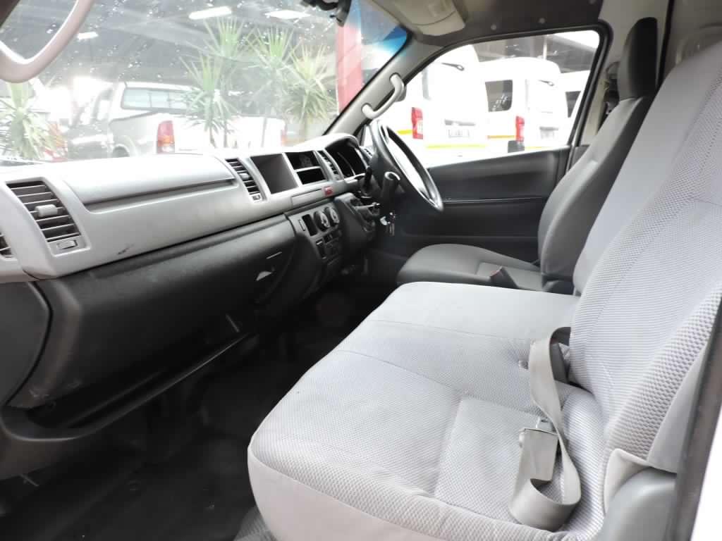 2008 Toyota Quantum LWB panel van QUANTUM 2.8 LWB F/C P/V