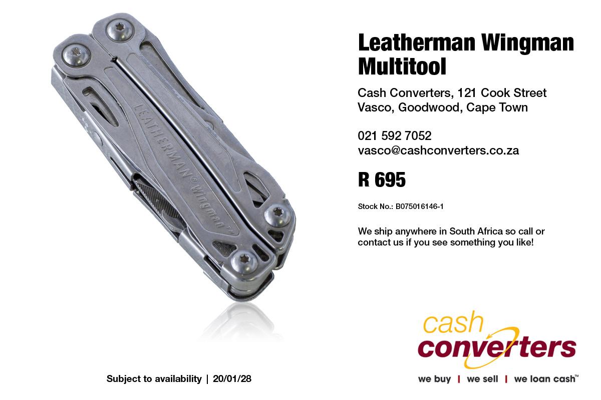 Leatherman Wingman Multitool