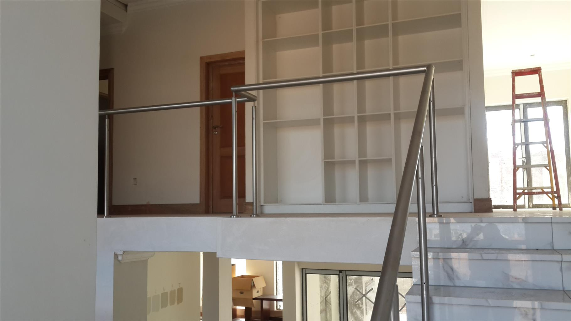 Balustrades - Manufacture, Supply & Install