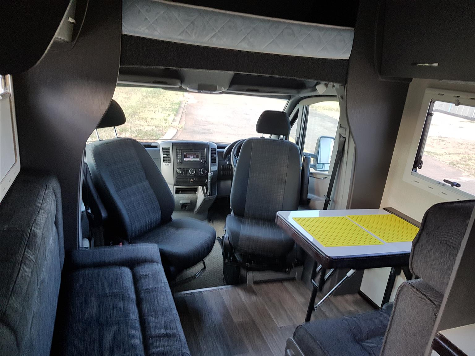 Motorhome 2016 Mercedes Benz sprinter VISTA 6