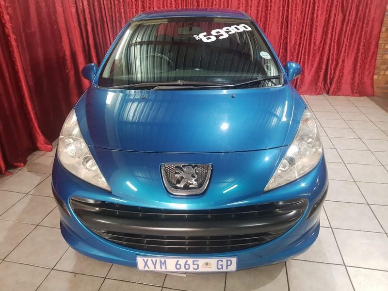 2009 Peugeot 207 1.4 5 door XR Plus
