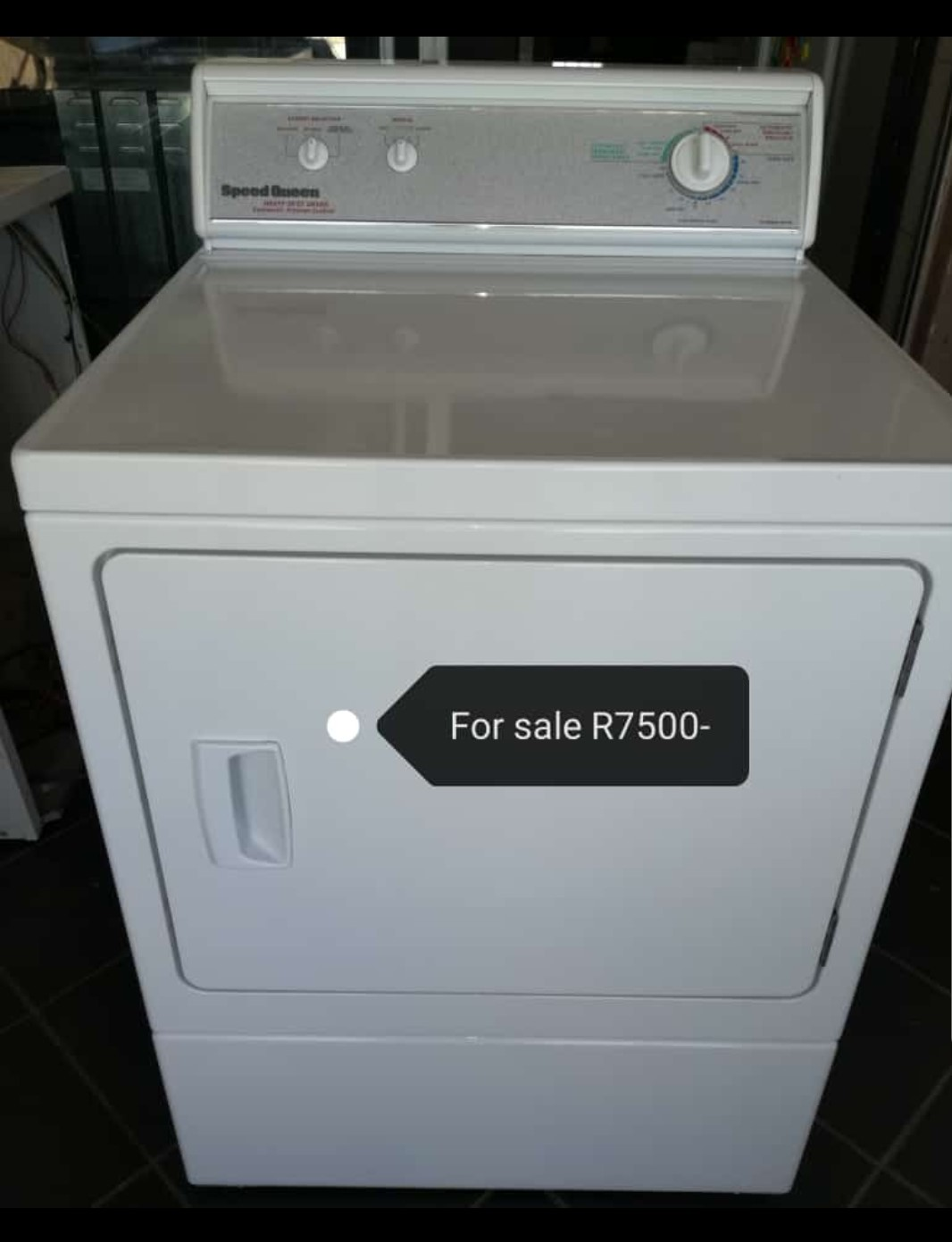 BARGAIN!!! FULLY REFURBISHED SPEED QUEEN TUMBLE DRYER (2ND HAND)