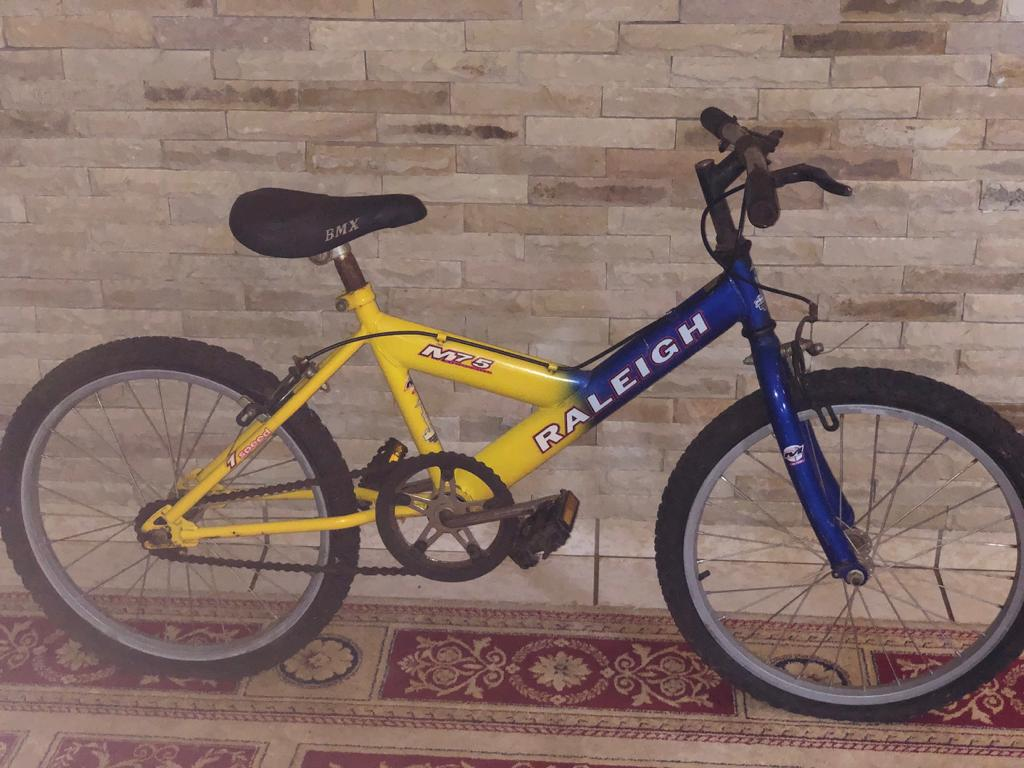 BMX Raleigh M75 bicycle for children