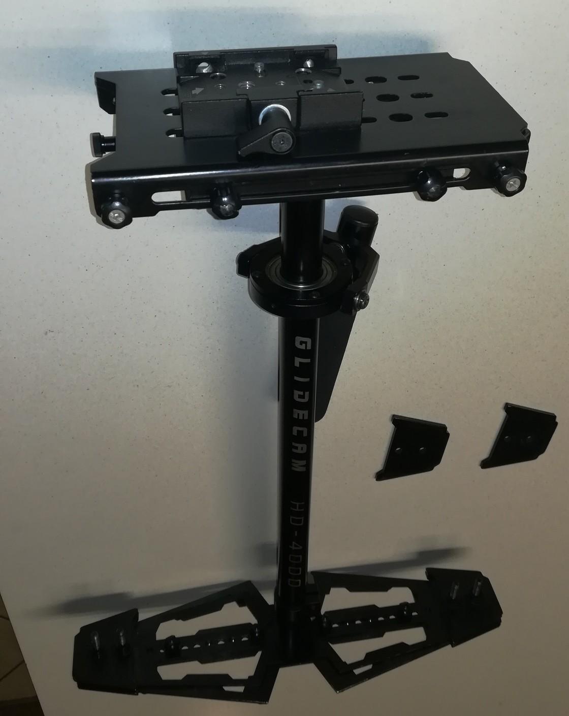 GlideCam HD-4000 video stabilizer
