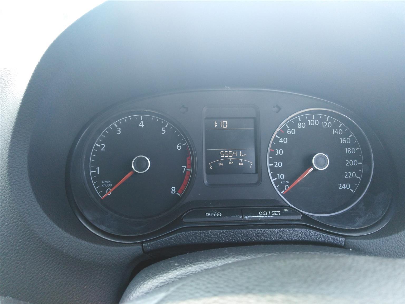 2010 VW Polo Vivo 5 door 1.4 Trendline