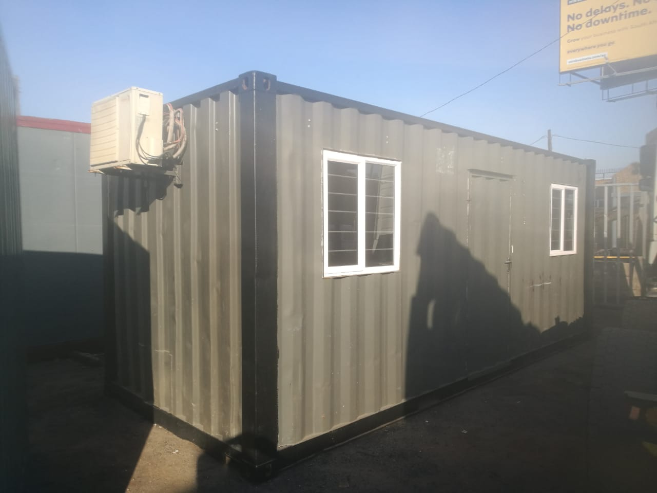 CONTAINERS FOR SALE ,RENTAL   CRANE TRUCKS FOR HIRE | Junk Mail
