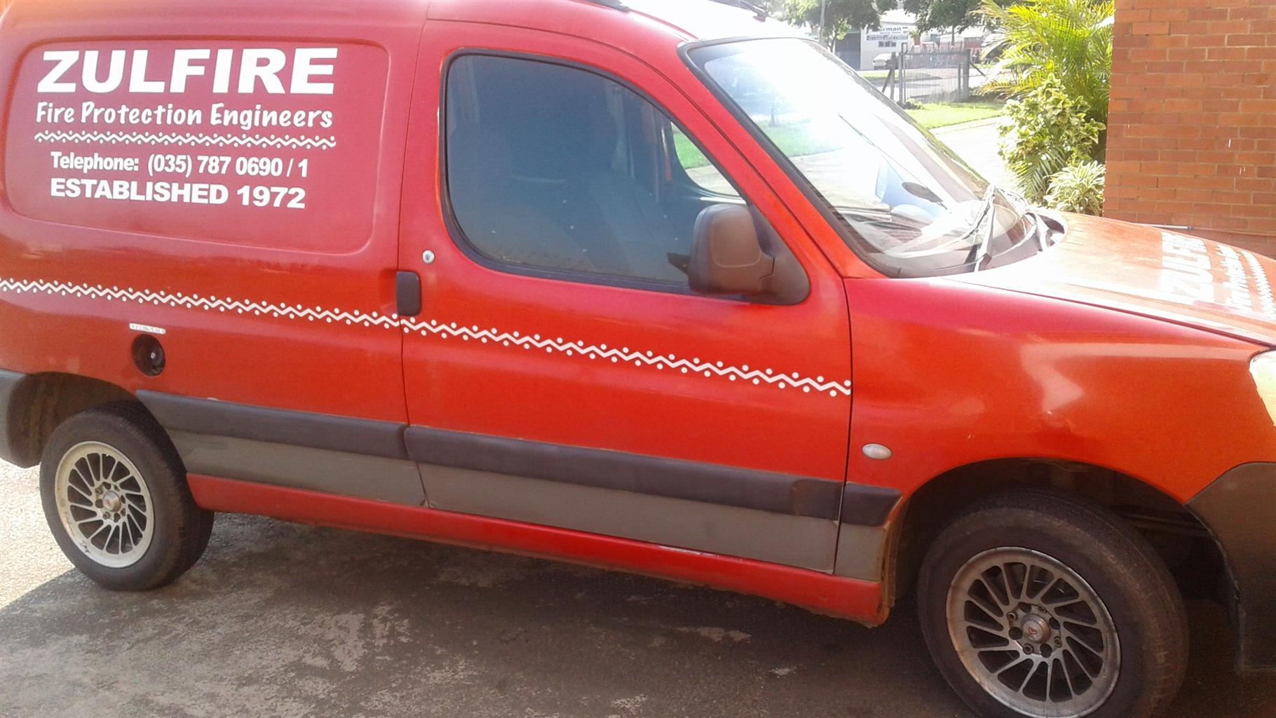 2008 Peugeot Partner 1.6