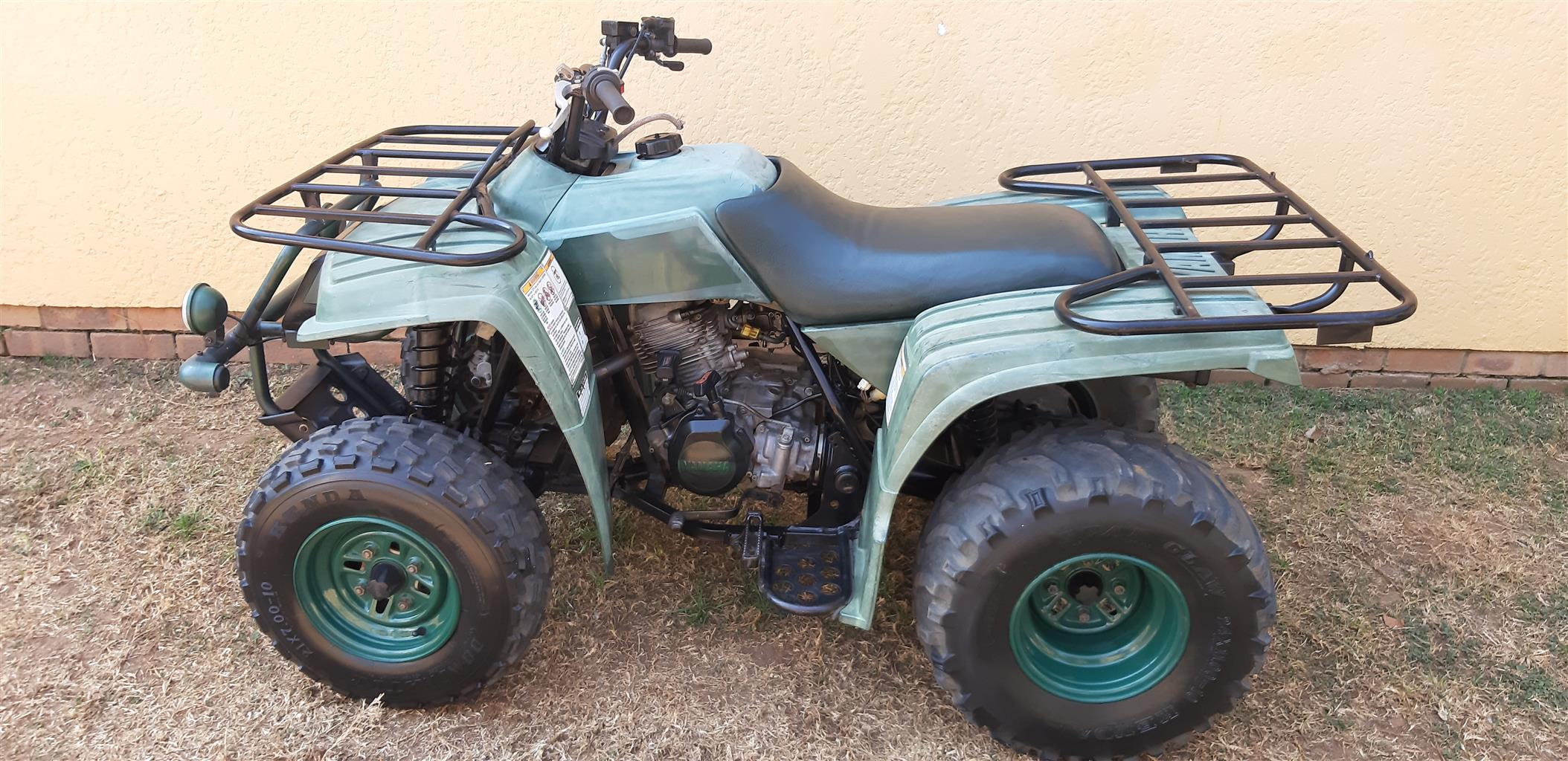 Yamaha grizzly quad bikes for sale south africa