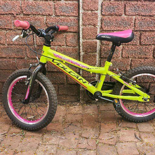 Volcan Jr 16'' Bike 2017