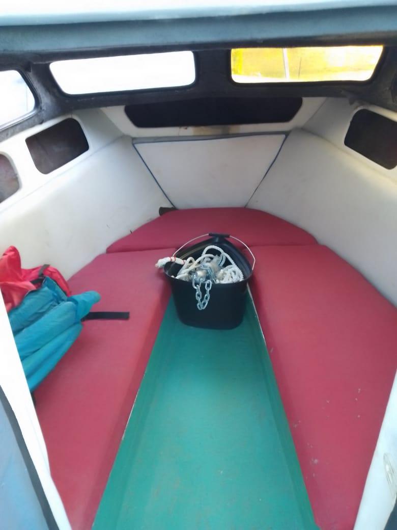 Barronet 16FT Cabin Cruiser