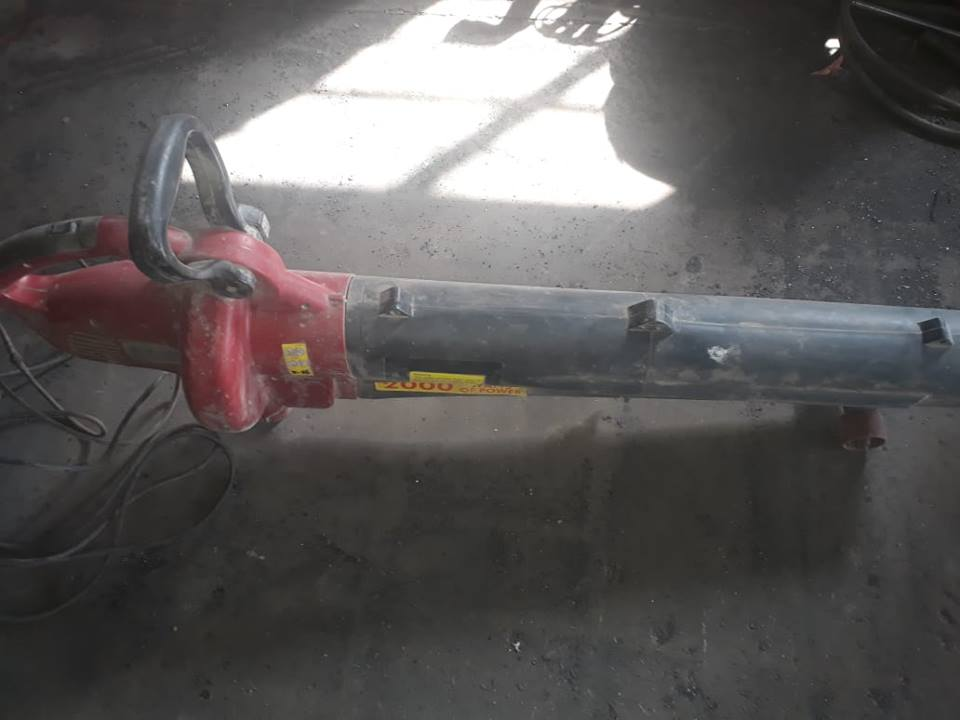 Big leaf blower for sale