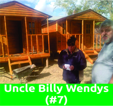 Wendy and Log Homes