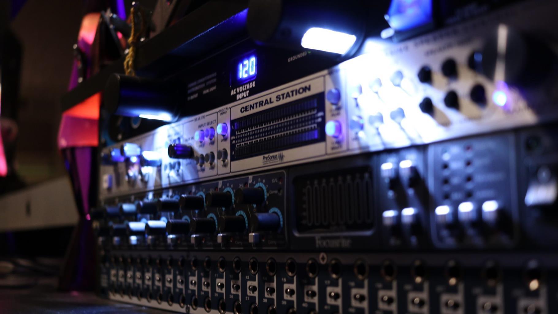 . Recording Studio for sale 100 000
