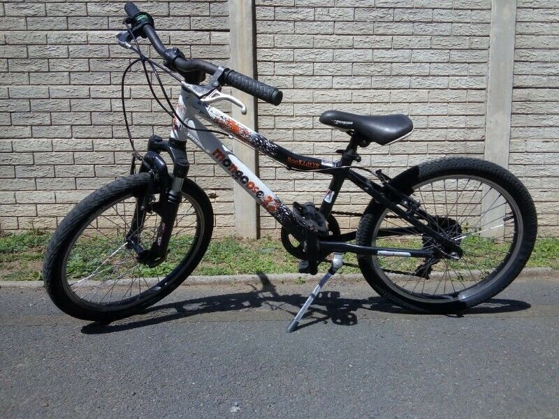 "20"" Mongoose Rockadile - 7 speed"