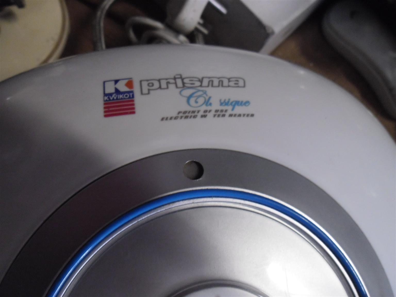 ELECTRIC WATER HEATER PRISMA R021767