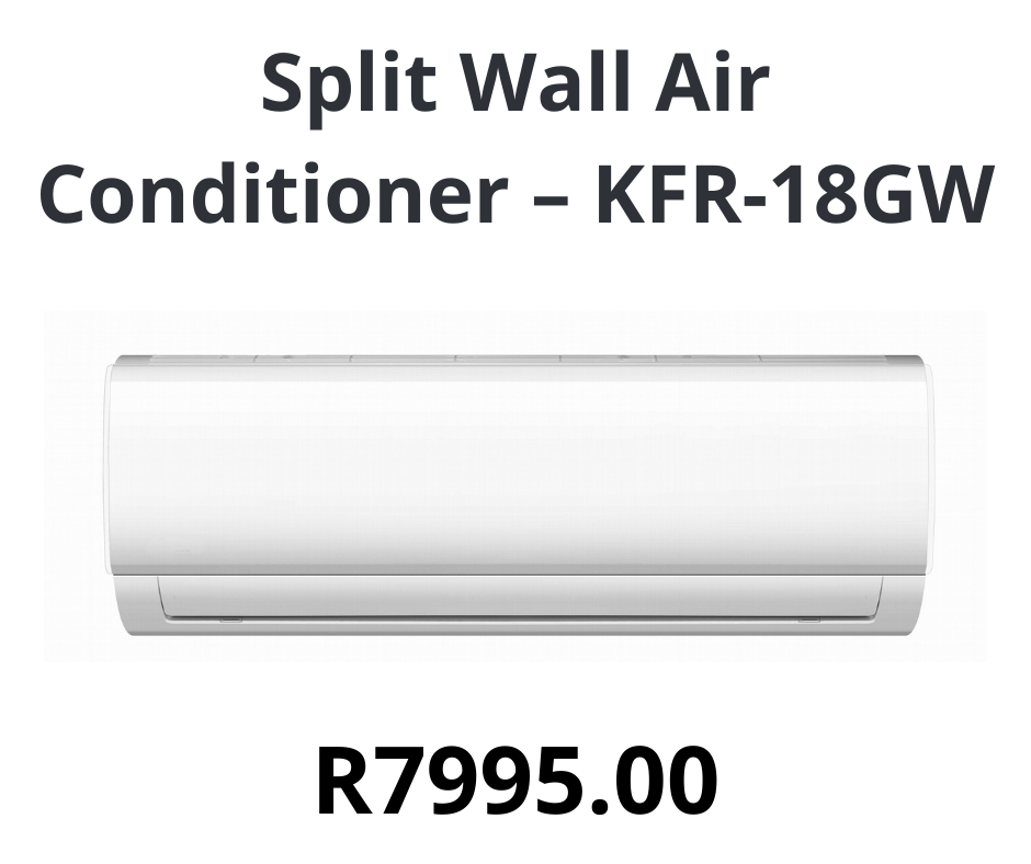 Split Wall Air Conditioner – KFR-18GW